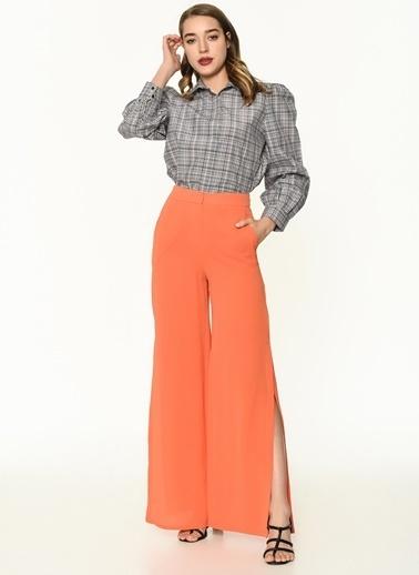 Ipekyol Kadın  Pantolon IS1190003303 Oranj